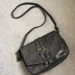 Merona crossbody purse